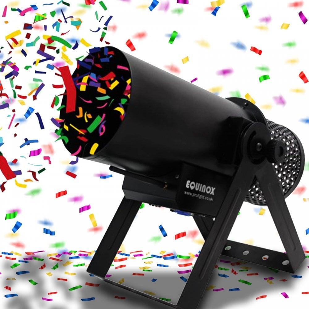 Equinox Confetti Cannon