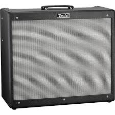 Amp: Fender Hot Rod Deville 60watt III