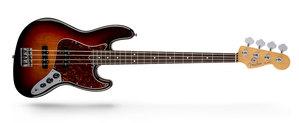 Guitar: Fender Jazz Bass
