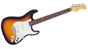 Guitar: Fender Stratocaster American Standard