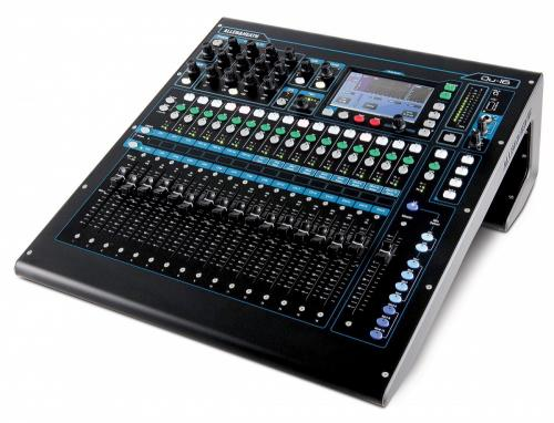 Mixer: Allen & Heath QU16