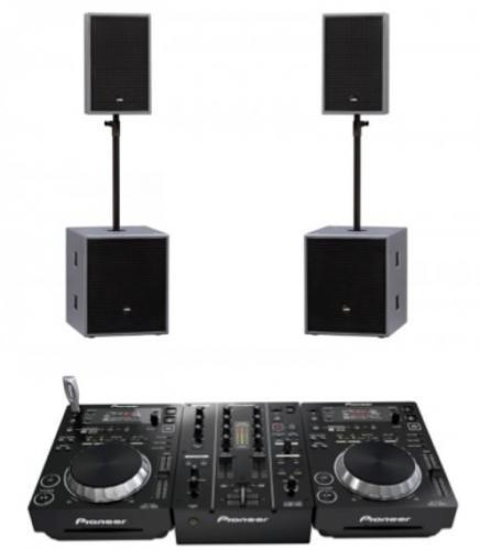 DJ Pack - Void Mycro Bass & Pioneer 350
