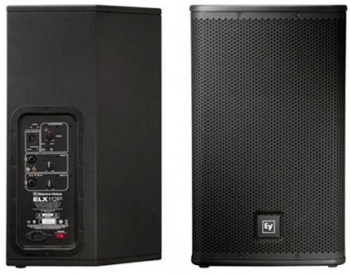 2 x Electro Voice ELX 112P