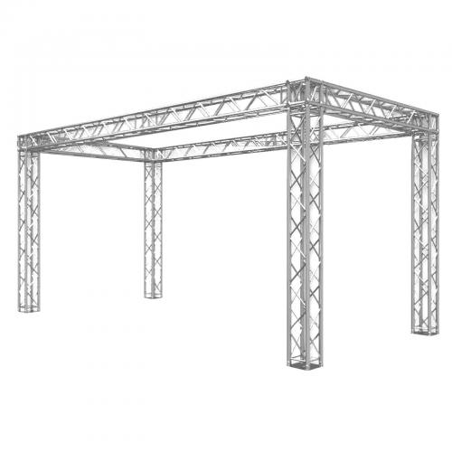 Global Truss 3m x 4m rectangle 3.5m high