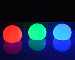 LED Floating Pool Ball