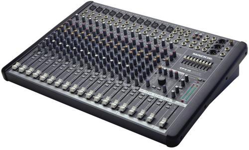 Mixer: Mackie CFX16