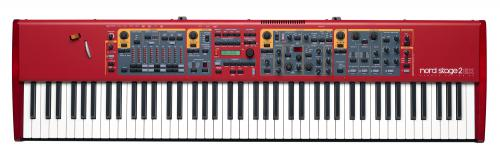Keyboard: Clavia Nord Stage EX88
