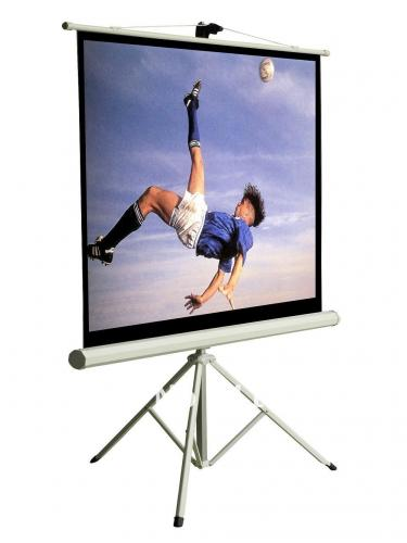 2.2m Projector screen on a Tripod