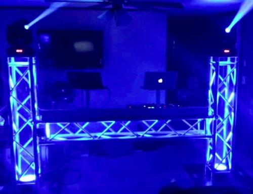 DJ Booth - Truss