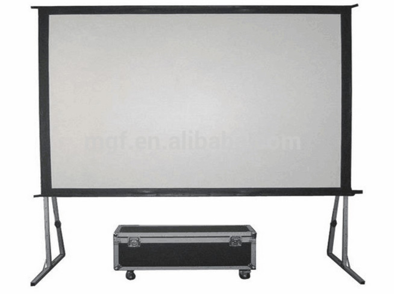 3.66M Front Projection Screen